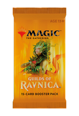 Wizards of the Coast MTG Guilds of Ravnica Draft Booster Pack