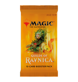 Wizards of the Coast MTG Guilds of Ravnica Booster