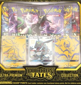Pokemon Pokemon Hidden Fates UPC