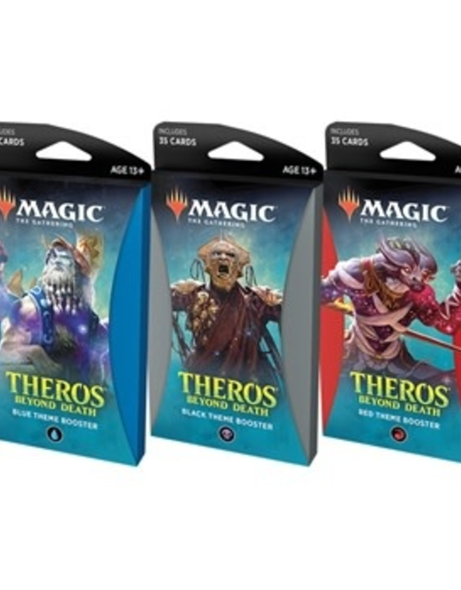 Wizards of the Coast MTG - Theros Theme Booster