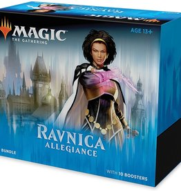 Wizards of the Coast MTG Ravnica Allegiance: Bundle