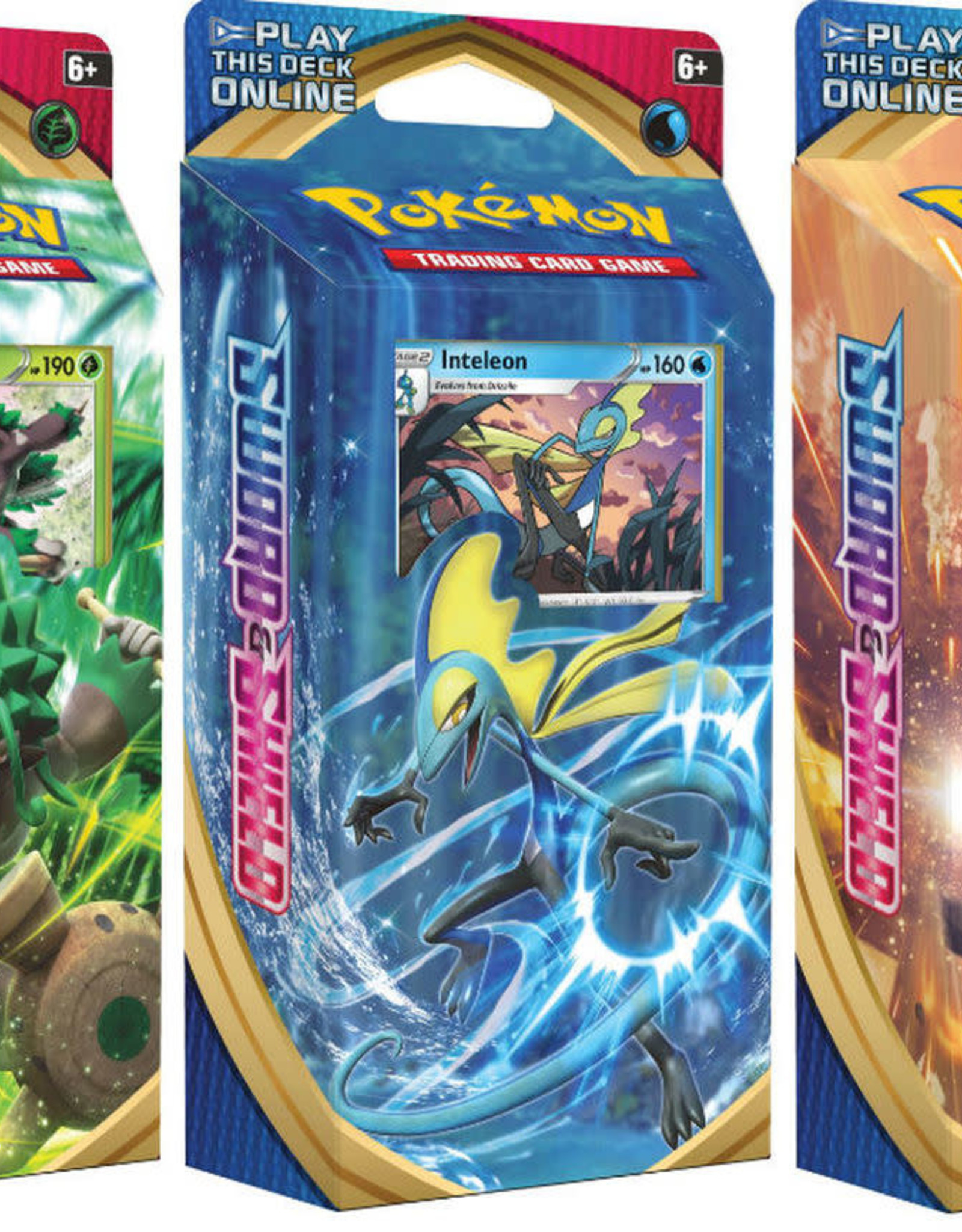 Pokemon Pokemon Sword and Shield Deck