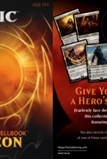 Wizards of the Coast MTG Gideon Signature Spellbook