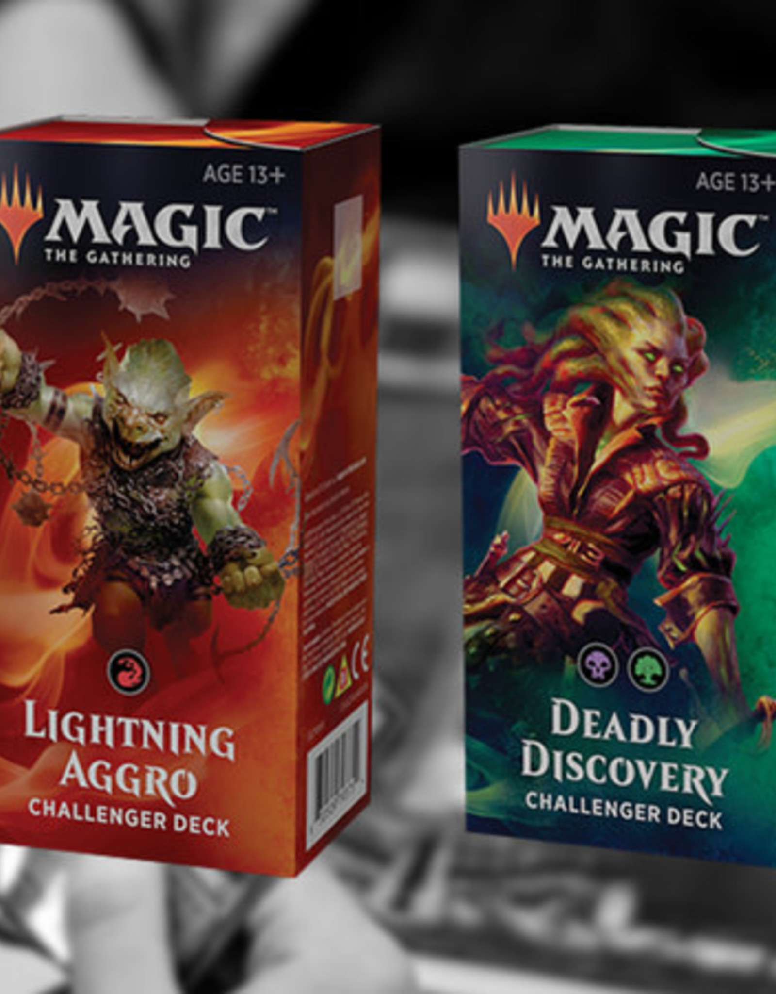 Wizards of the Coast MtG: 2019 Challenger Deck