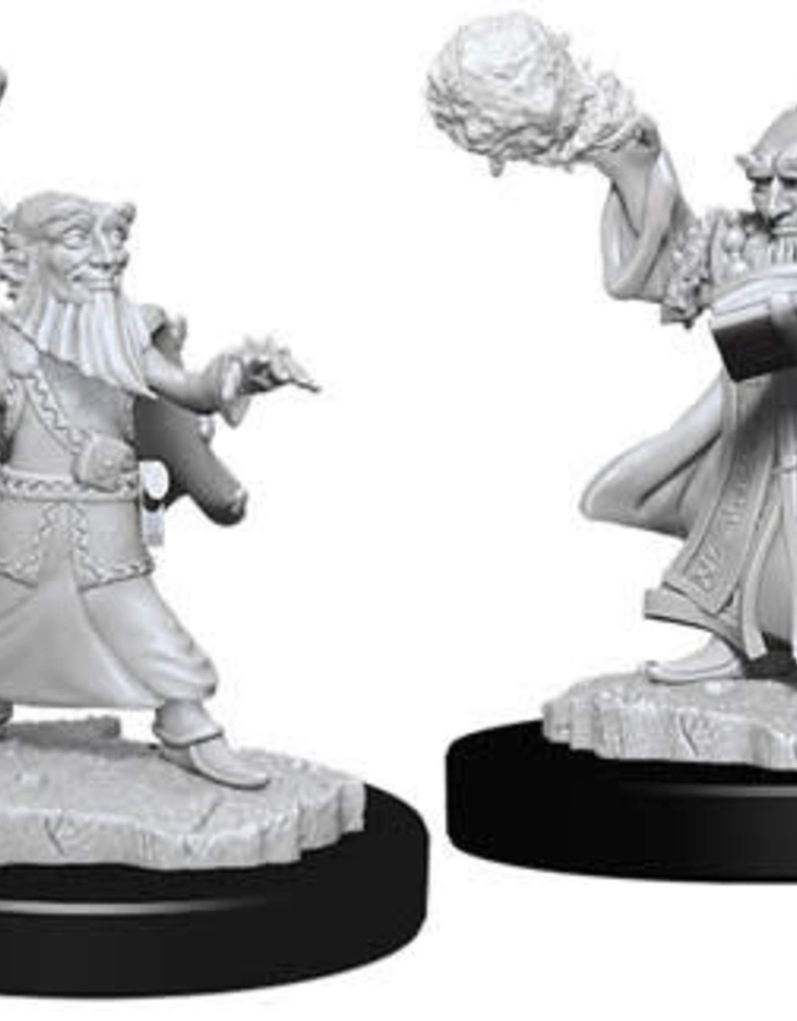 WizKids D&D Nolzur  Gnome Wizard (He/Him/They/Them)