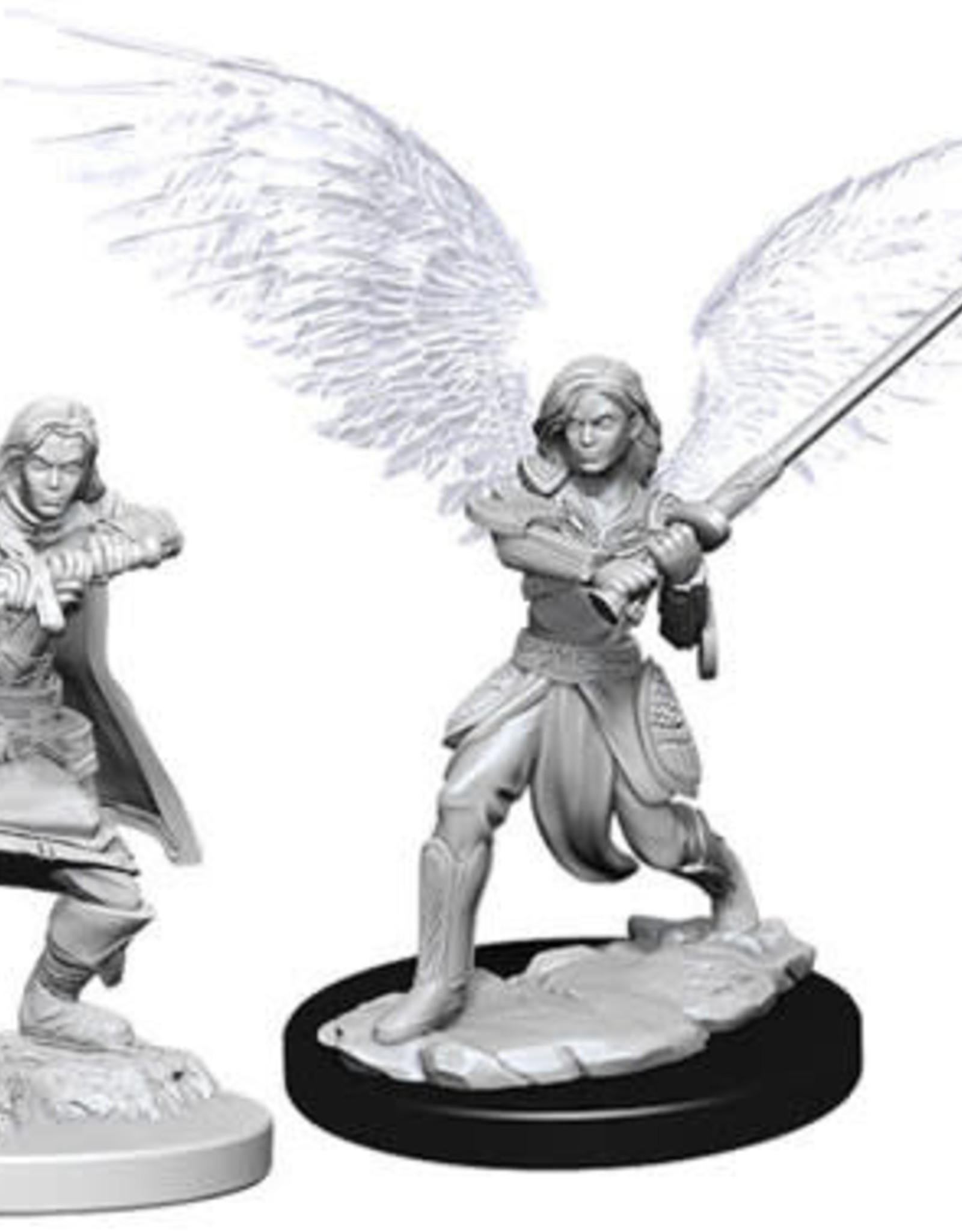WizKids D&D Nolzur Aasimar Fighter (She/Her/They/Them)
