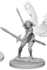 WizKids D&D Nolzur Aasimar Paladin (She/Her/They/Them)