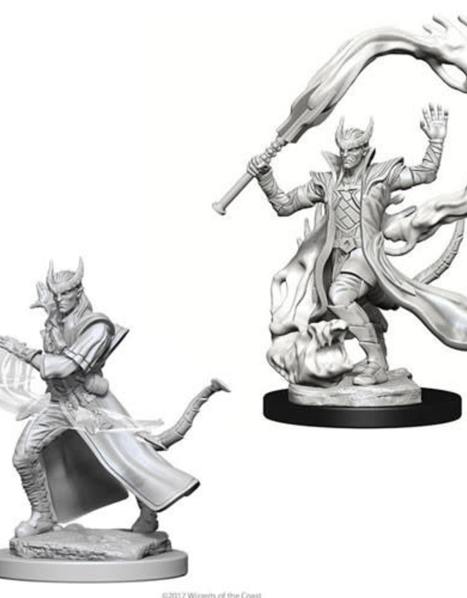 WizKids D&D Nolzur Tiefling Sorcerer  (He/Him/They/Them)