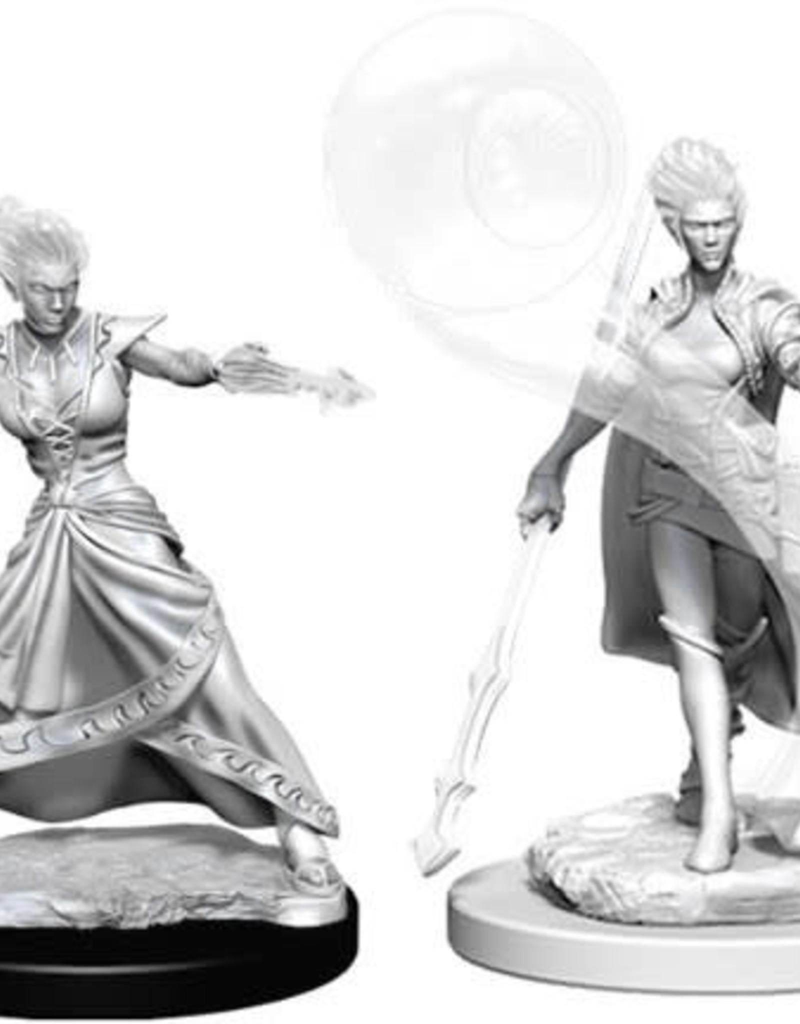 WizKids D&D Nolzur Fire Genasi Wizard (She/Her/They/Them)