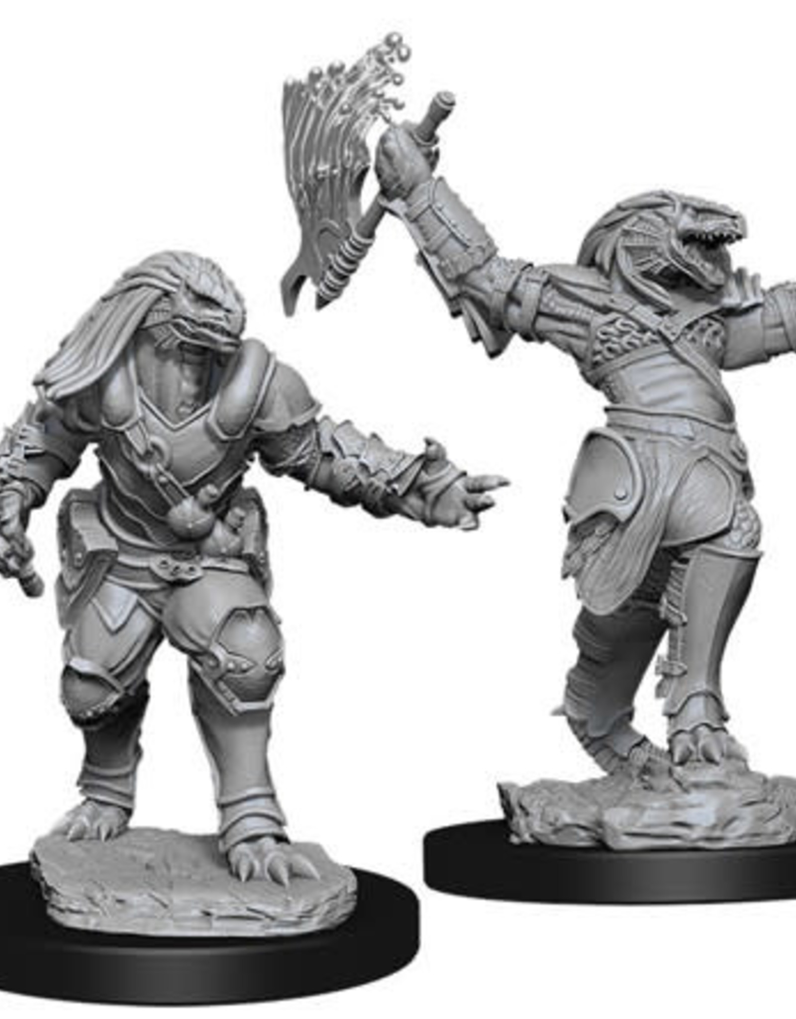 WizKids D&D Nolzur Dragonborn Fighter (She/Her/They/Them)