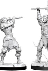 WizKids D&D Nolzur Goliath Barbarian (She/Her/They/Them)