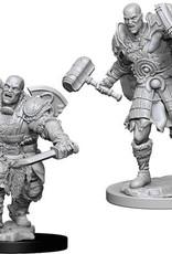 WizKids D&D Nolzur Goliath Fighter  (He/Him/They/Them)