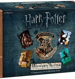USAOPOLY Hogwarts Battle Monster Box