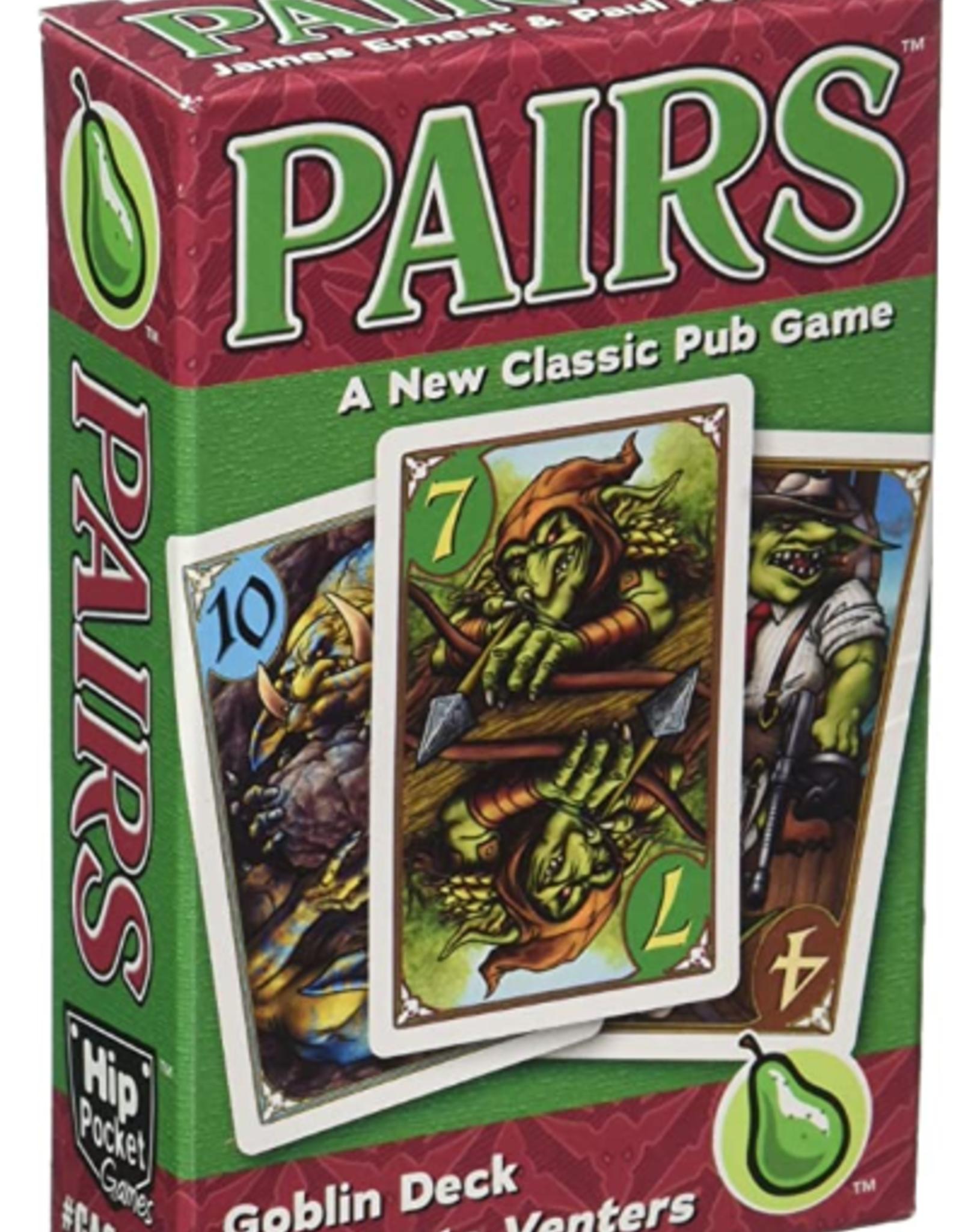 Cheapass Games Pairs Goblins