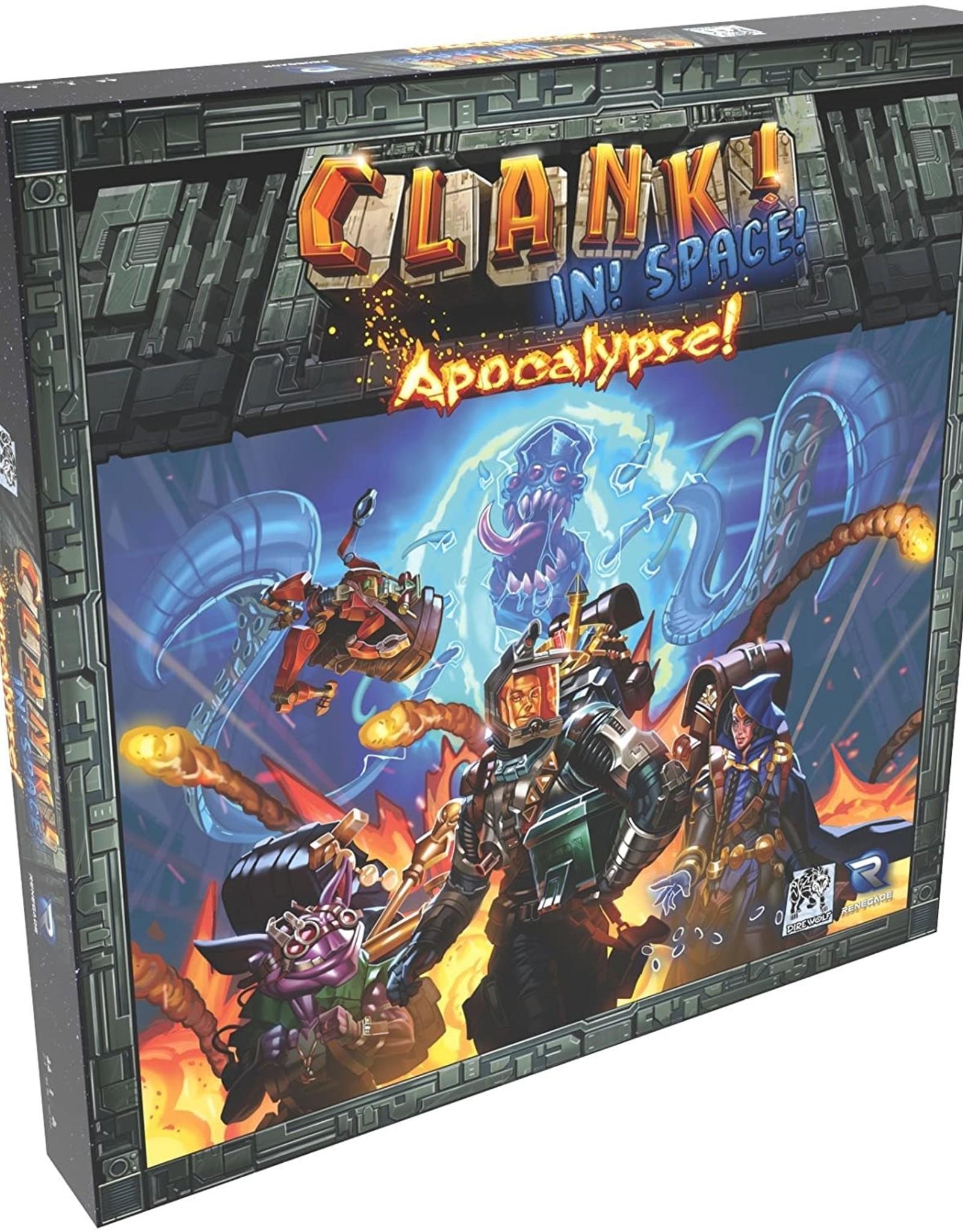 Renegade Game Studios Clank! In Space! Apocalypse