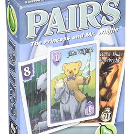 Cheapass Games PAIRS: Princess / Mr Whiffle