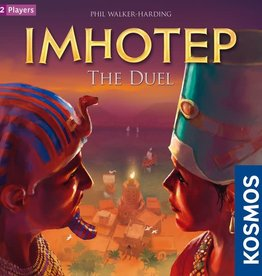 White Goblin Games Imhotep The Duel