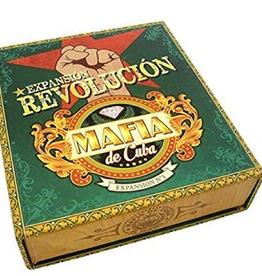 Asmodee Mafia de Cuba: Revolution Exp.