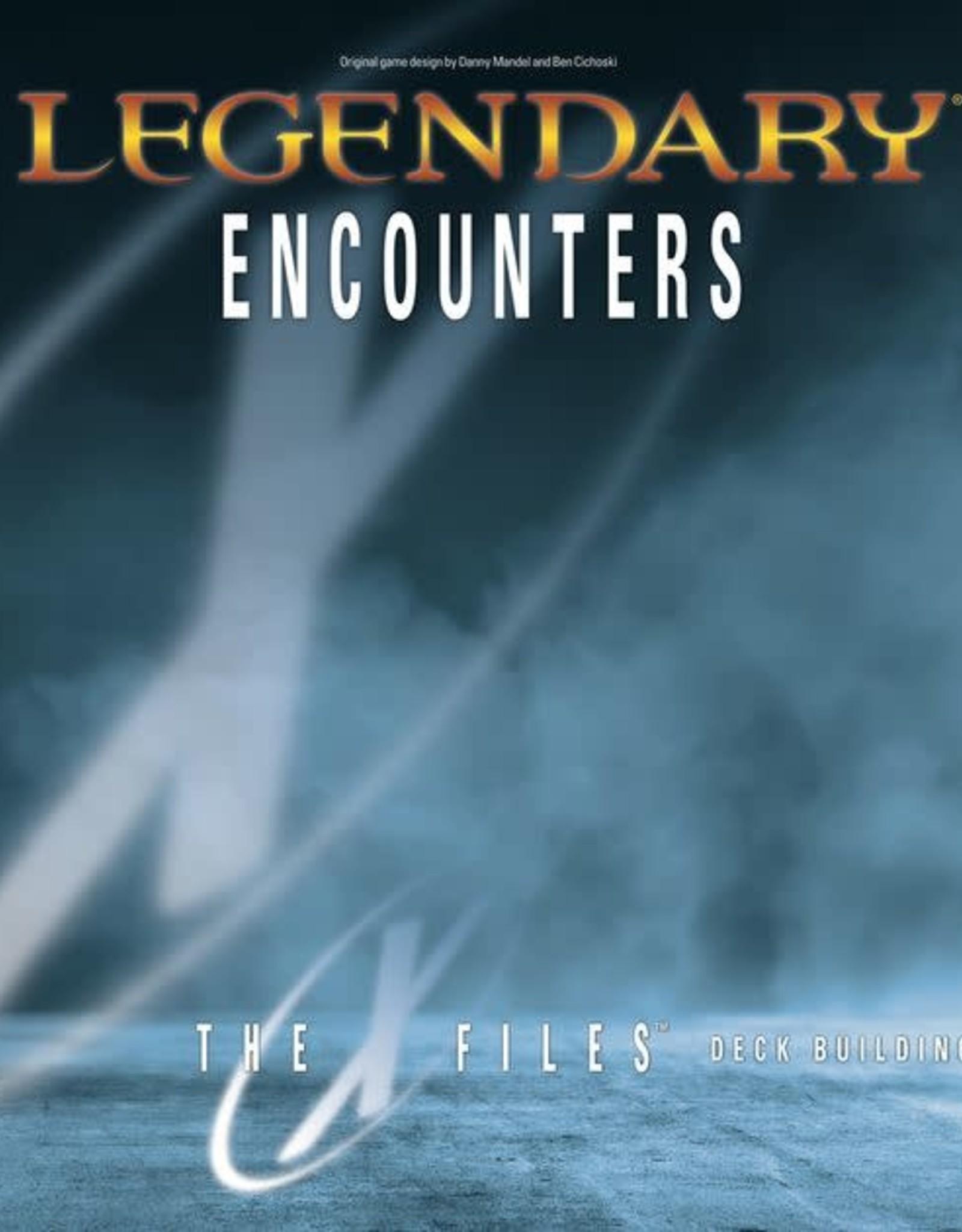 Upper Deck Legendary Encounter: X-files
