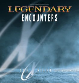 Upper Deck Legendary Encounter: X-files
