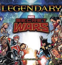 Upper Deck Legendary Marvel Secret Wars 2