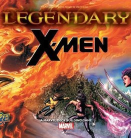 Upper Deck Legendary X-Men Expansion