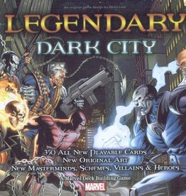 Upper Deck Legendary Dark City