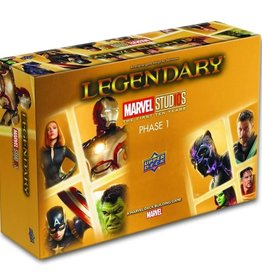 Upper Deck Legendary: Marvel 10 year