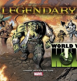 Upper Deck Legendary World War Hulk