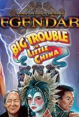Upper Deck Legendary: Big Trouble in Little China