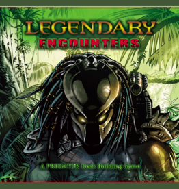 Upper Deck Legendary Encounters Predator