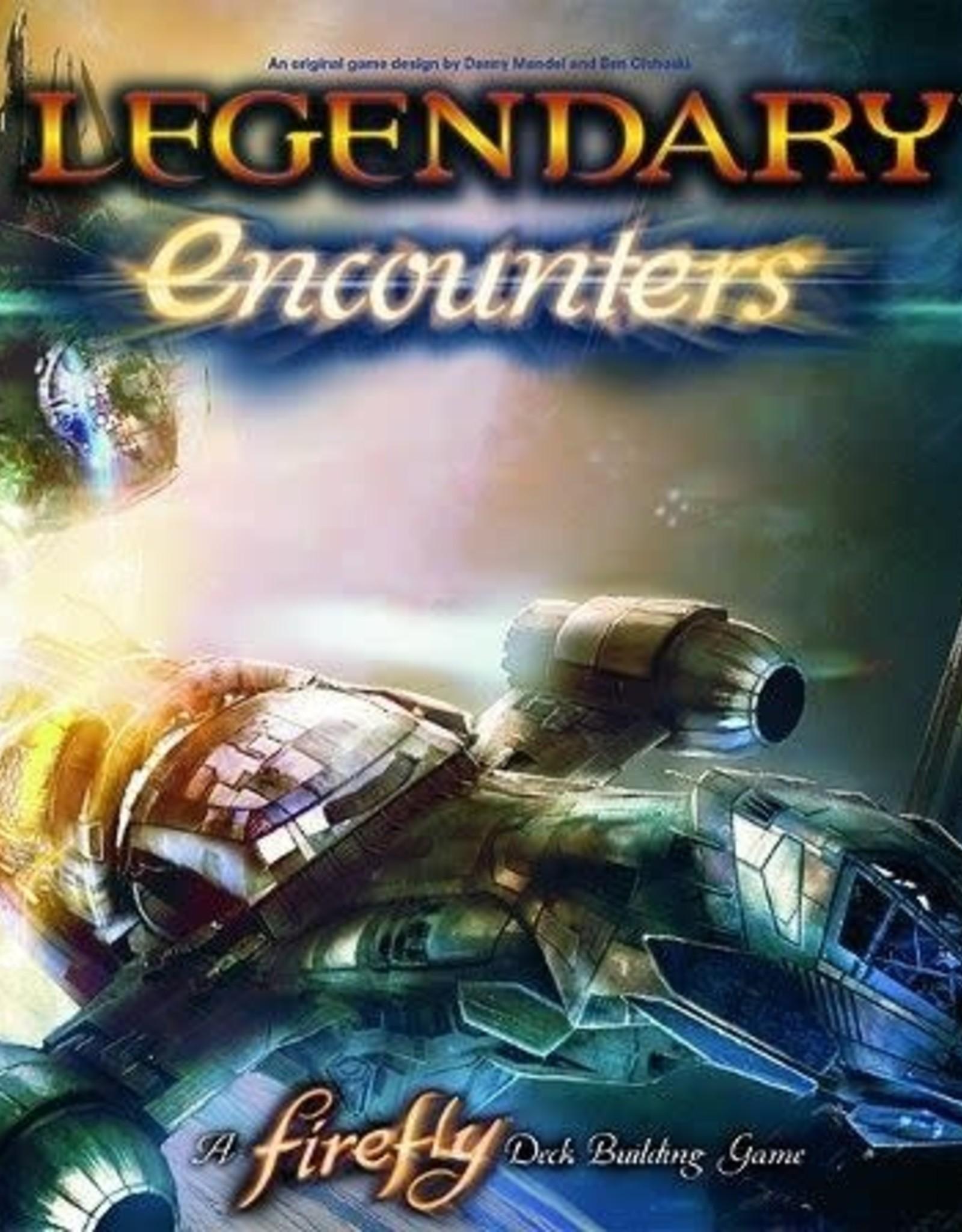Upper Deck Legendary Encounters Firefly