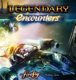 Upper Deck Legendary Encounters Firefly