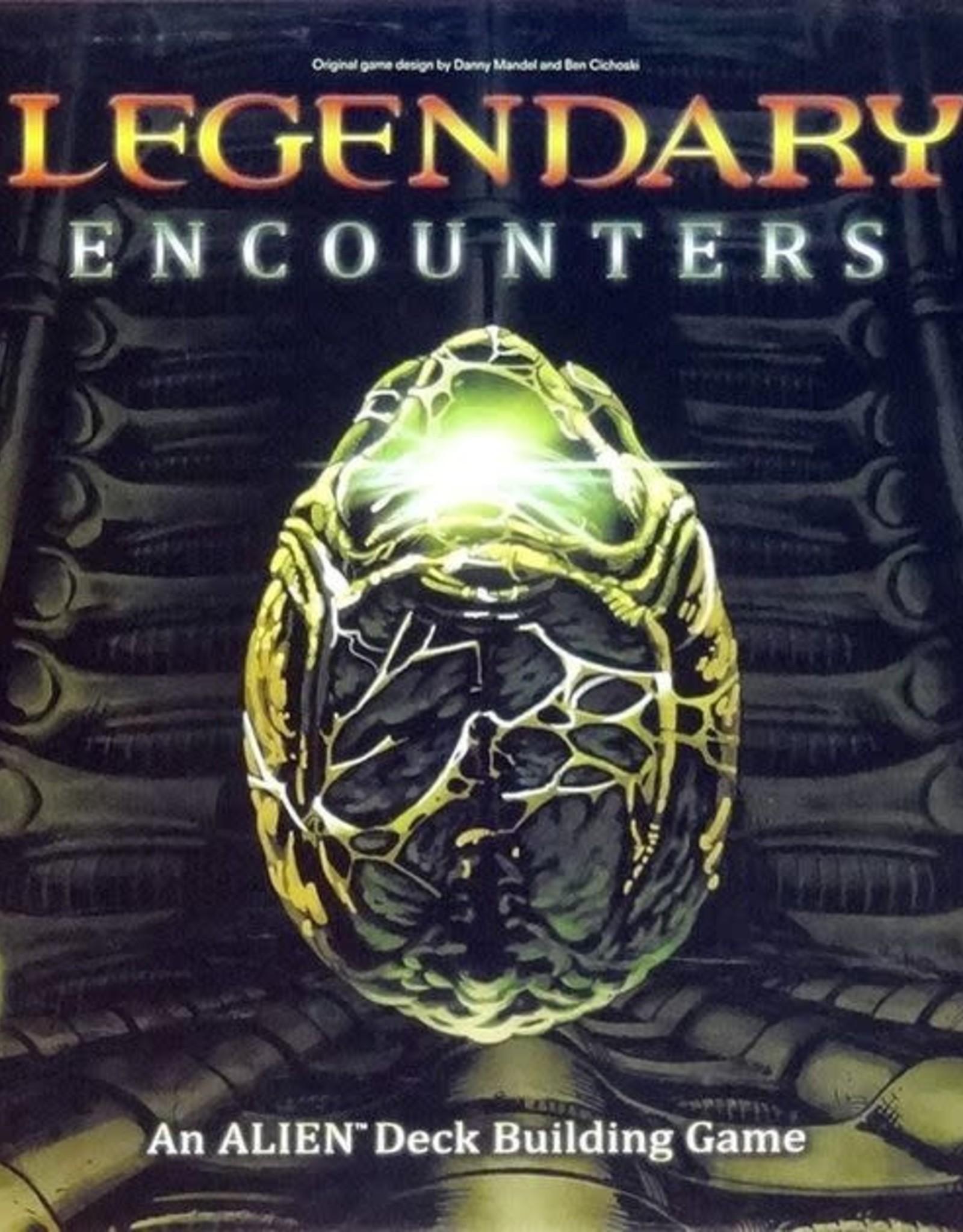 Upper Deck Legendary: Encounters Alien