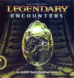 Upper Deck Legendary: Encounters Alien