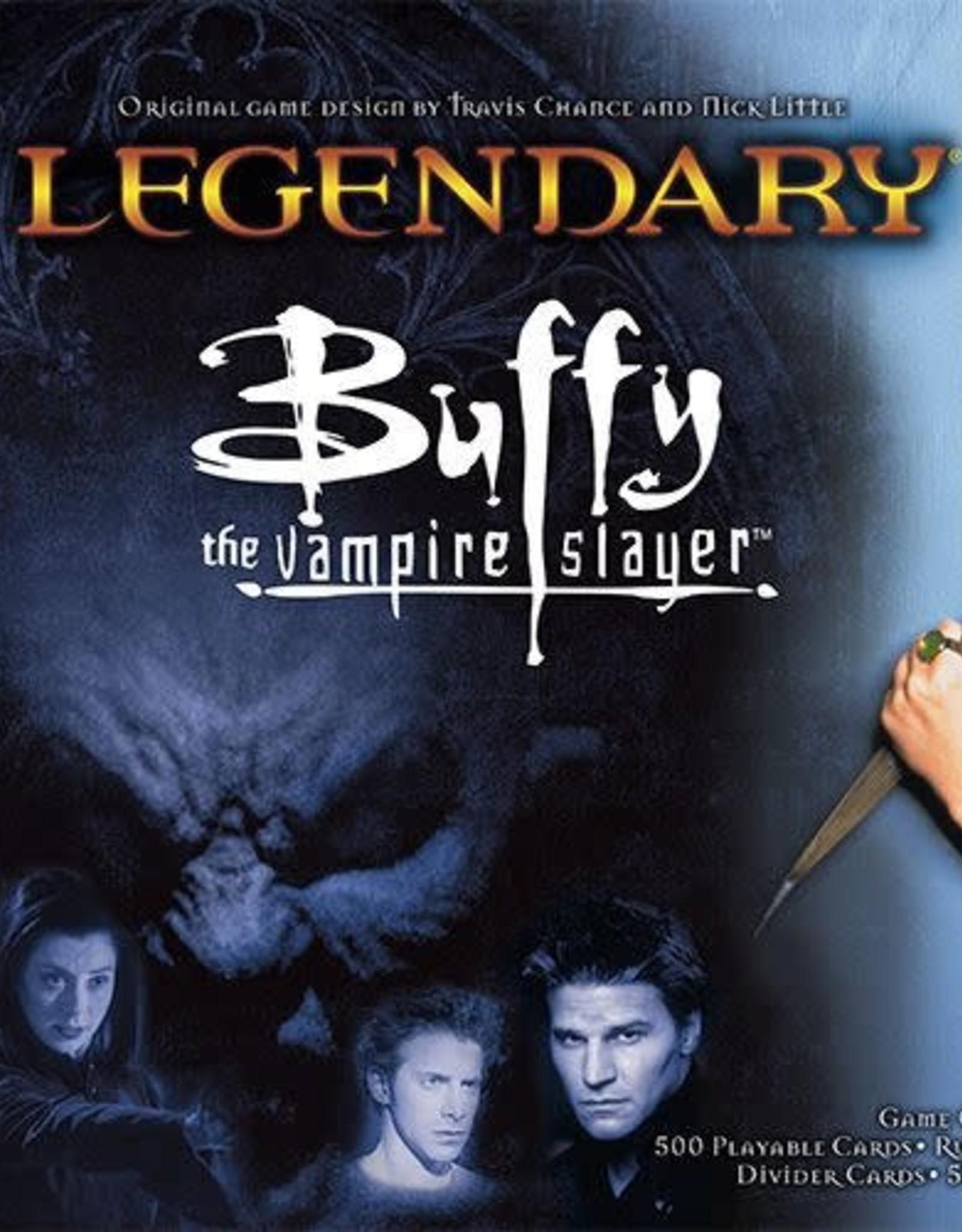 Upper Deck Legendary Buffy Vampire Slayer