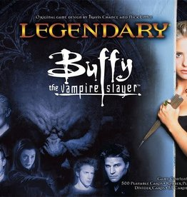 Upper Deck Legendary Buffy Vampire Slayer