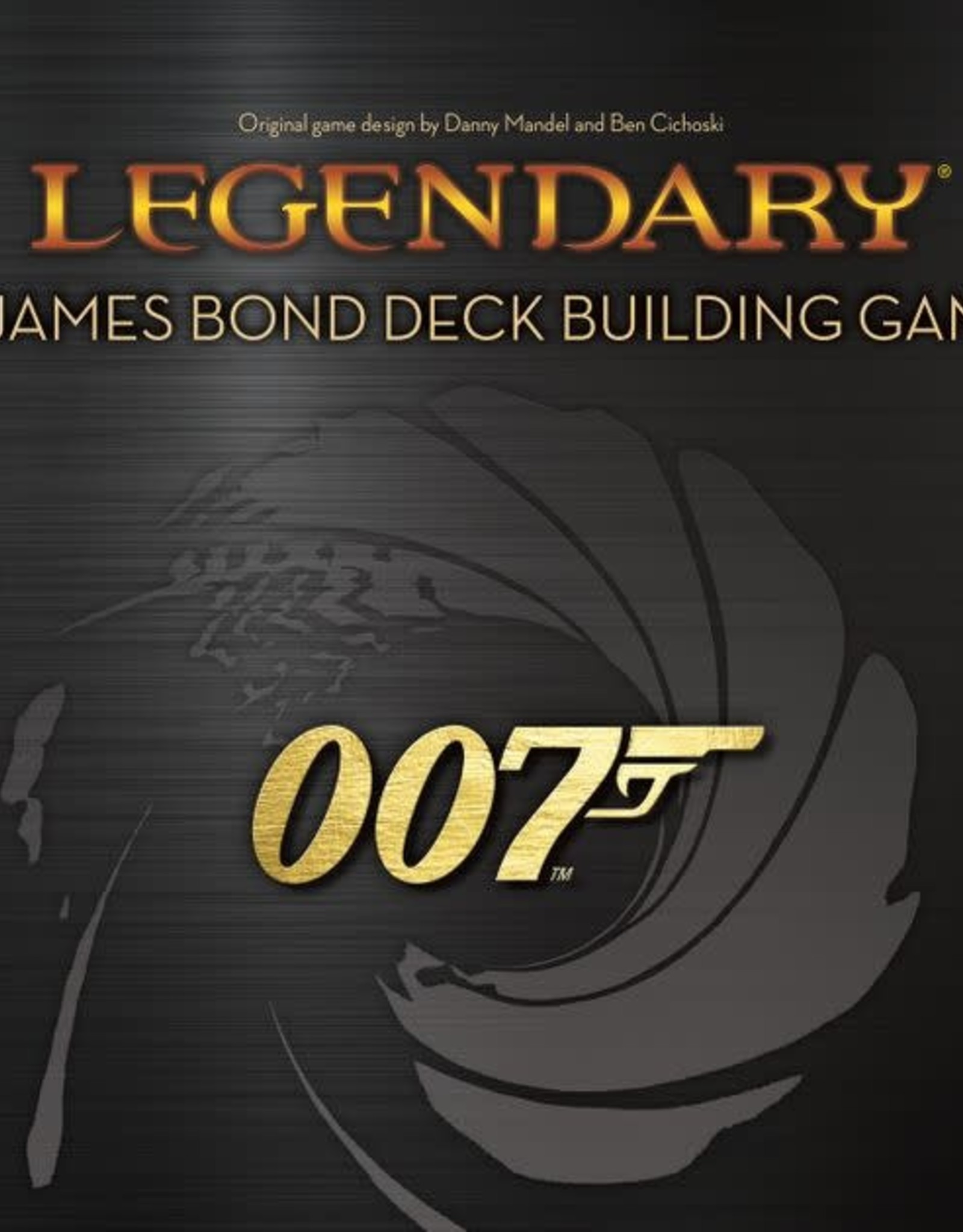 Upper Deck Legendary: James Bond