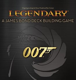 Upper Deck Legendary: James Bond