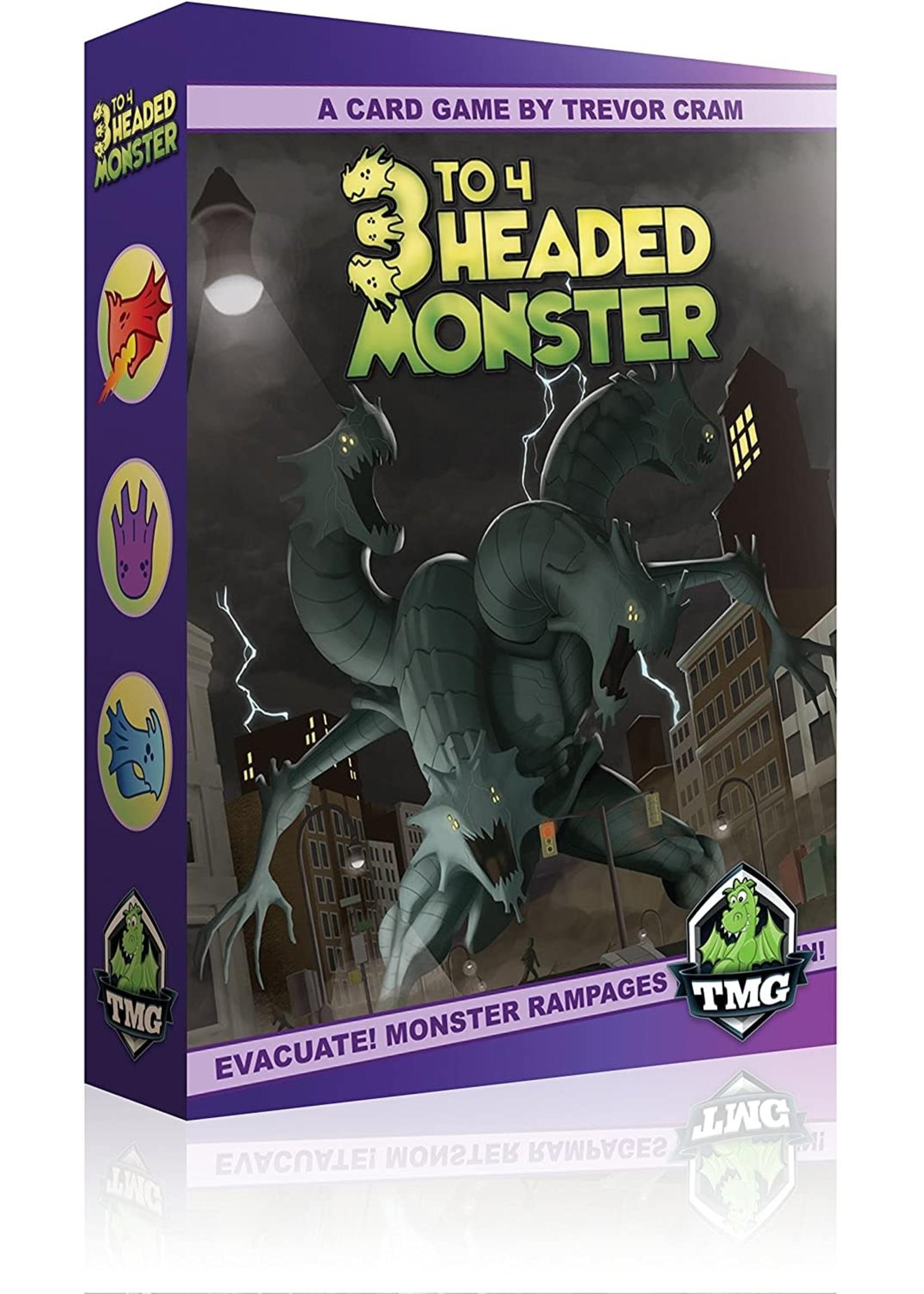 TMG 3-4 Headed Monster