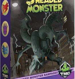 TMG 3-4 Headed Monster