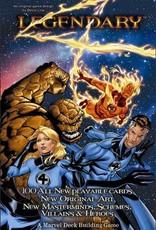 Upper Deck Marvel Legendary Fantastic Four