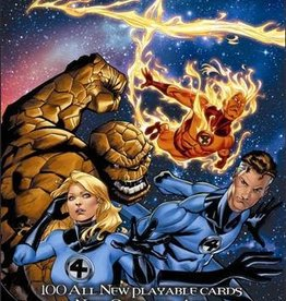 Upper Deck Marvel Legendary Fantastic Four