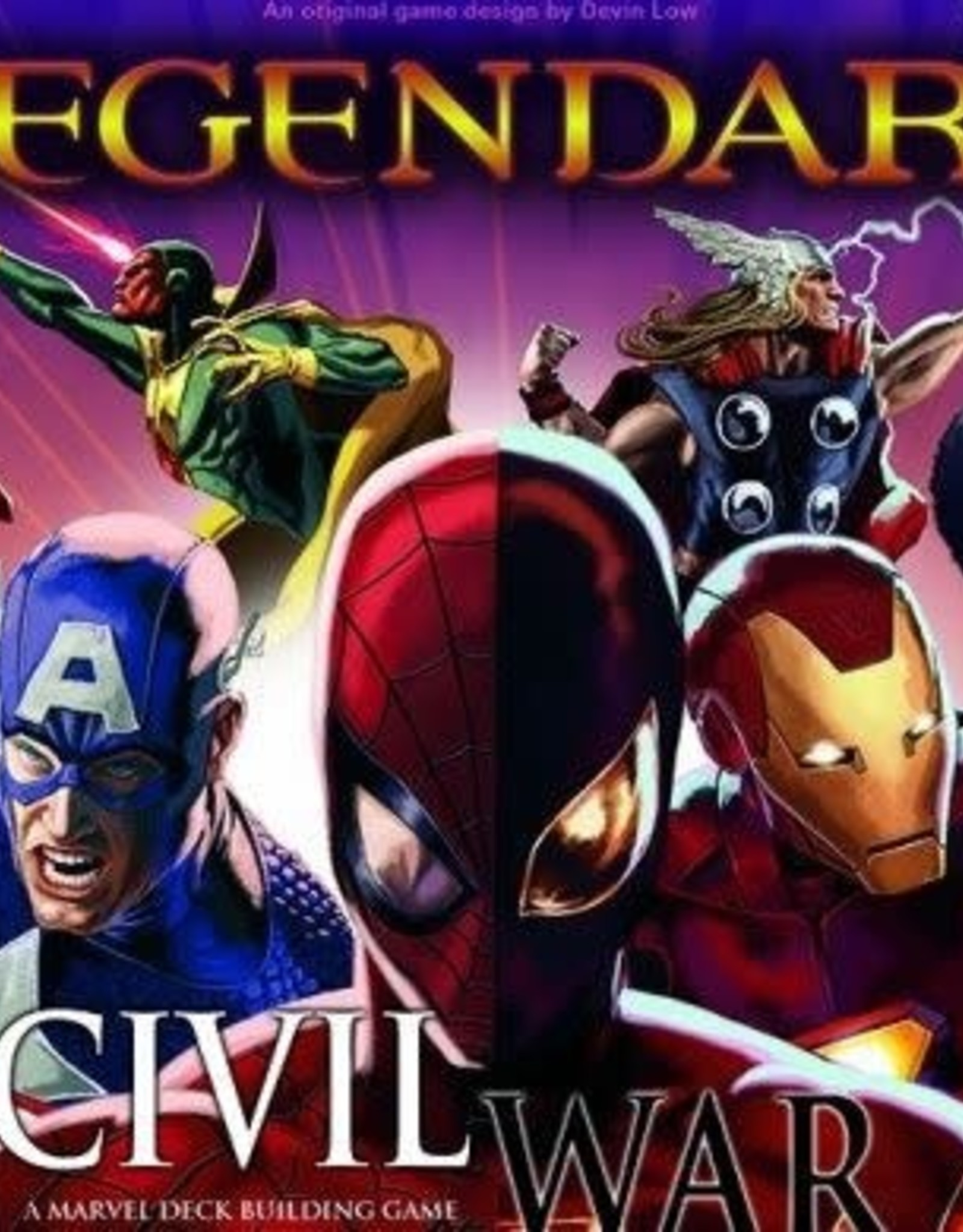 Upper Deck Legendary: Marvel Civil War
