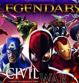 Upper Deck Legendary: Marvel Civil War