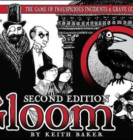 Atlas Games Gloom 2nd Edition