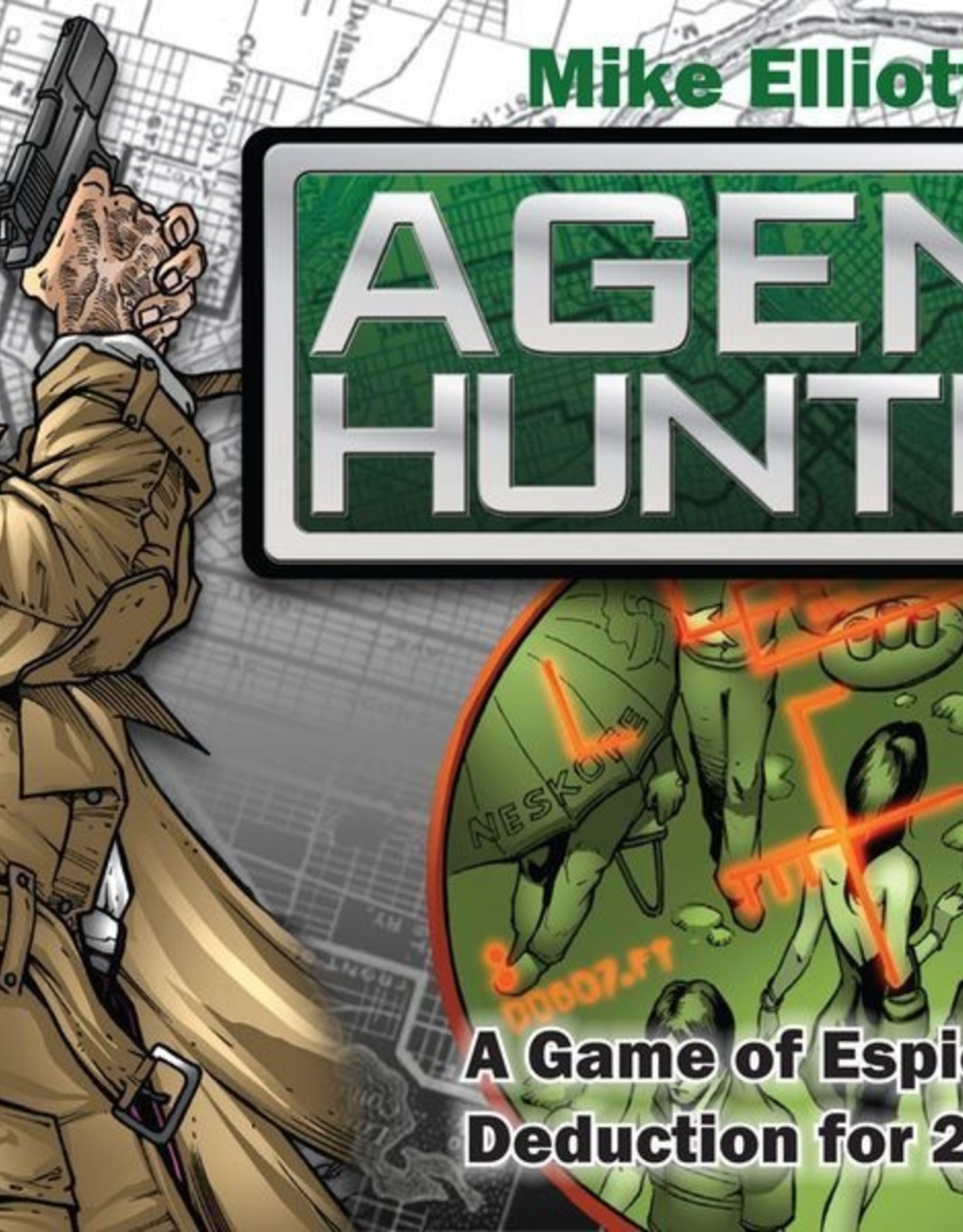 Iello Agent Hunter