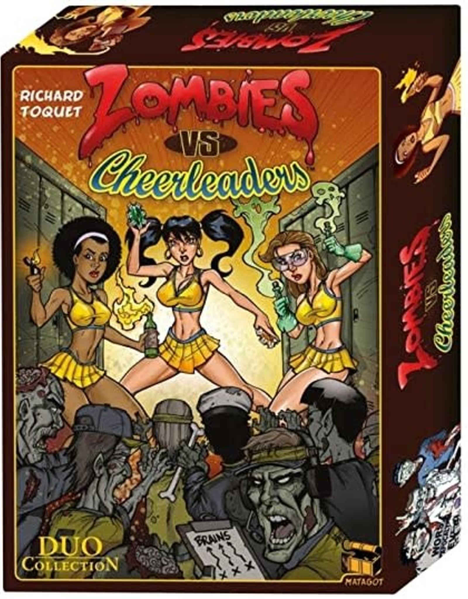 Matagot Zombies vs Cheerleaders