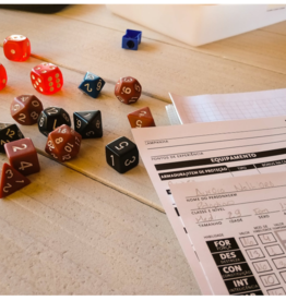 Store Events D&D Wednesday 8 pm - Jeff's Table