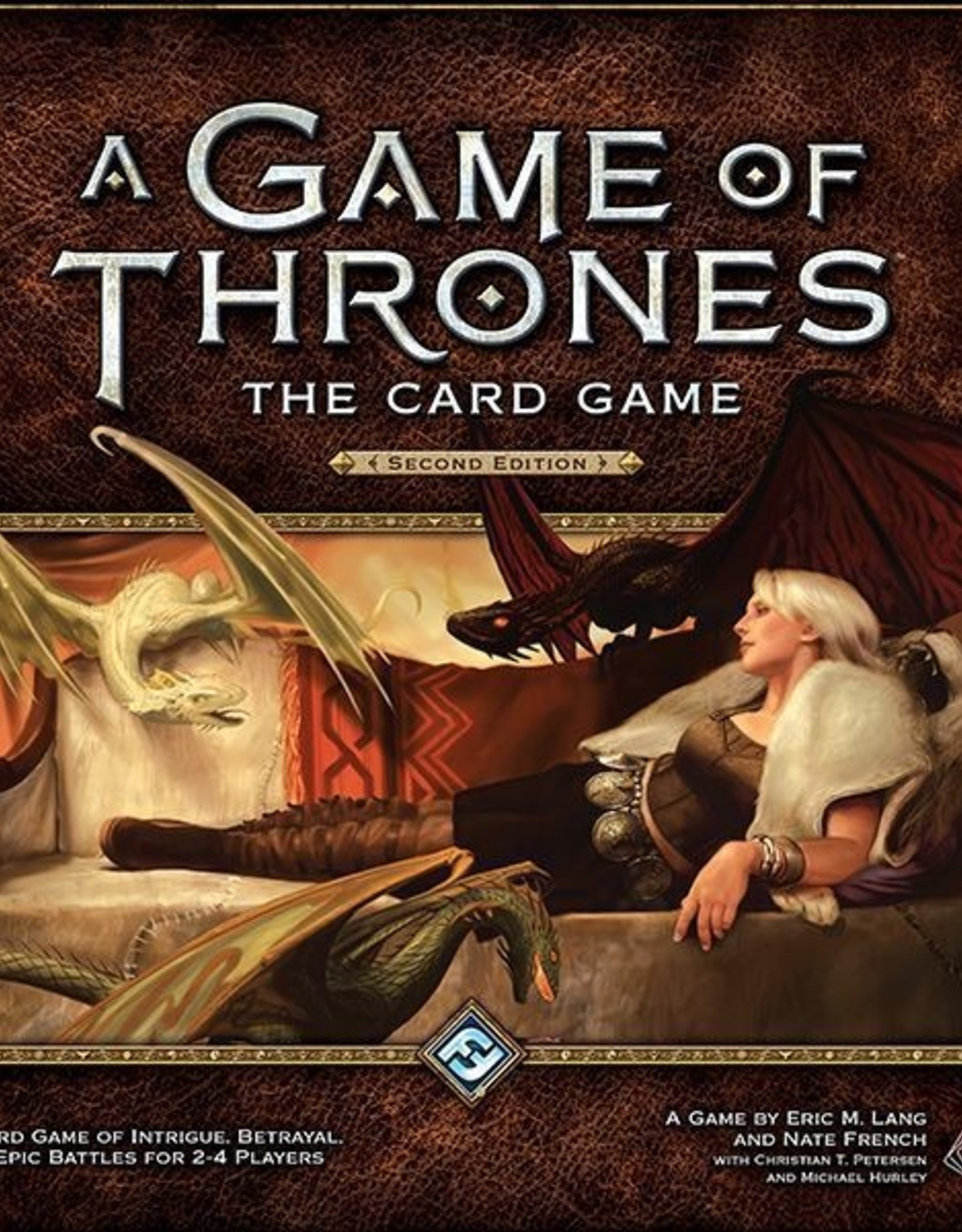 Fantasy Flight Games A Game of Thrones LCG (2nd Edition)
